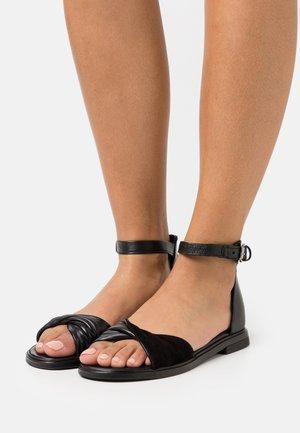 GRAM - Sandals - nero