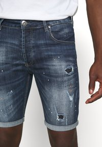 Kings Will Dream - STALHAM  - Jeans Shorts - blue - 6