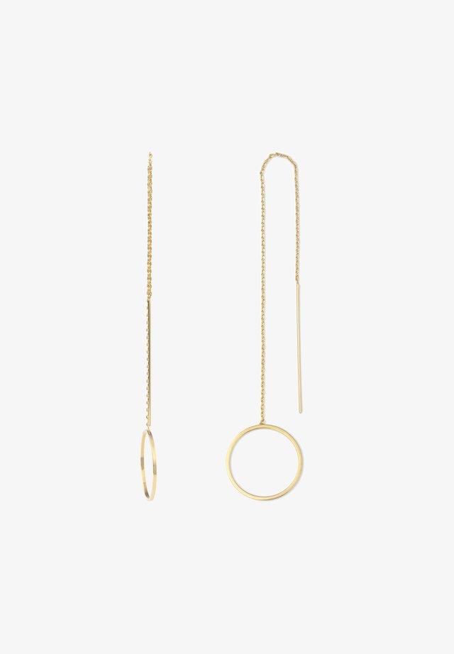 ERIS - Earrings - gold-coloured