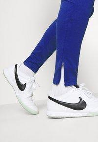 Nike Performance - DRY ACADEMY - Træningsbukser - deep royal blue/larmory blue/white - 3