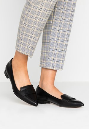 LAINA LOAFER - Slip-ons - black