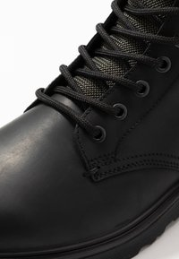 Blauer - GUANTAMO - Lace-up ankle boots - black