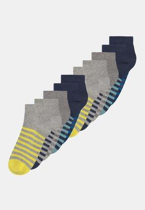 ONLINE 10 PACK UNISEX - Socks - fog melange