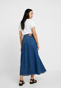 Pepe Jeans - MAXIME - Pleated skirt - denim - 2