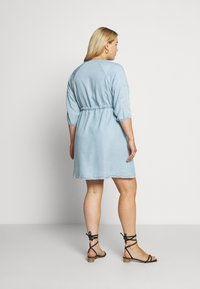 ZAY - YINGE  DRESS - Denní šaty - light blue denim - 2