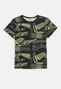 Puma - ALPHA TEE - Camiseta estampada - multicoloured - 0