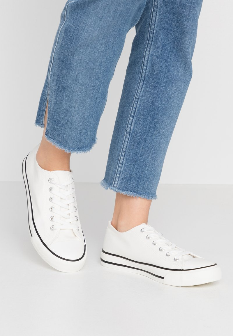 Dorothy Perkins - ICON - Baskets basses - white