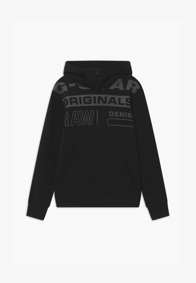 CADETT STRETT - Jersey con capucha - black