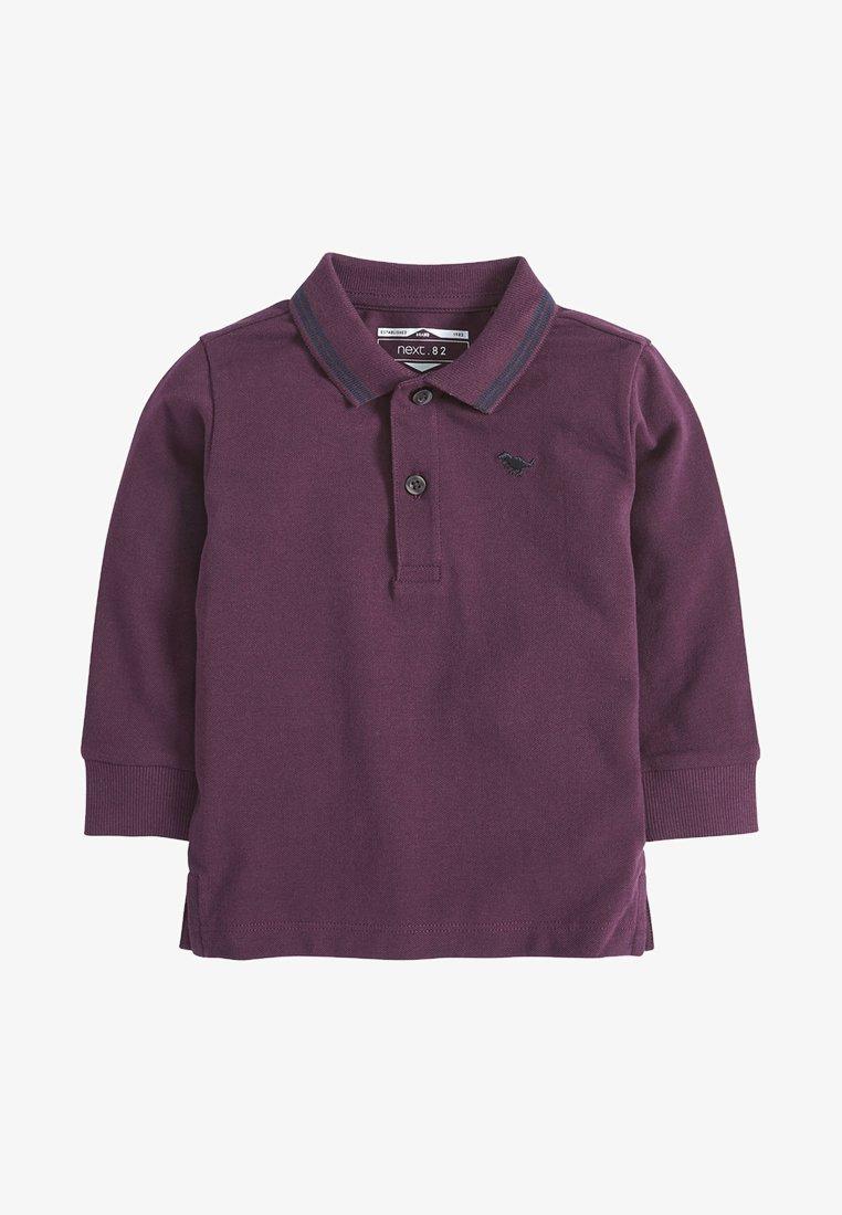 Next - Blush - Polo shirt - dark red