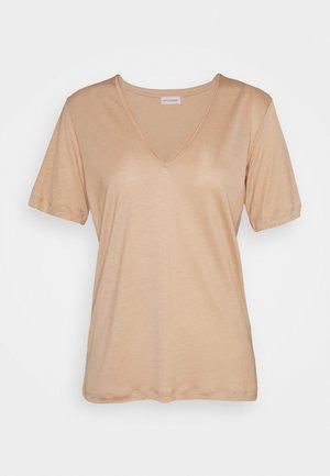 ANEILIA - T-shirt basic - tan