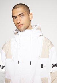Diesel - J-REED JACKET - Summer jacket - cream - 4