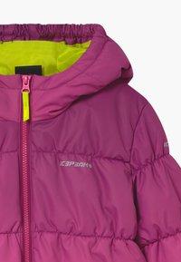 Icepeak - KIANA - Winter jacket - amethyst - 2