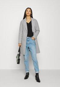 New Look - PIPPA COAT - Zimní kabát - light grey - 1