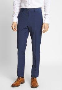 Esprit Collection - TROPICAL SUIT - Suit - blue - 2