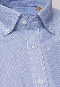 Eterna - REGULAR FIT  - Shirt - hellblau/weiß - 5