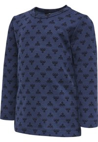 Hummel - Long sleeved top - dark denim - 2