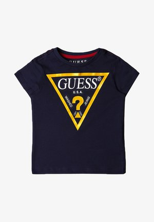TODDLER CORE - Print T-shirt - dark blue