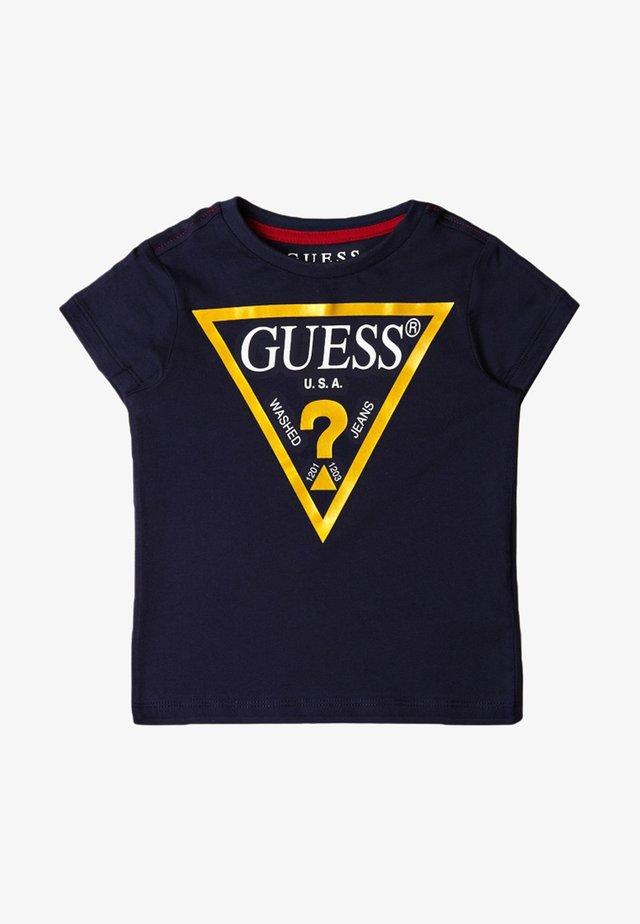 TODDLER CORE - T-shirt con stampa - dark blue