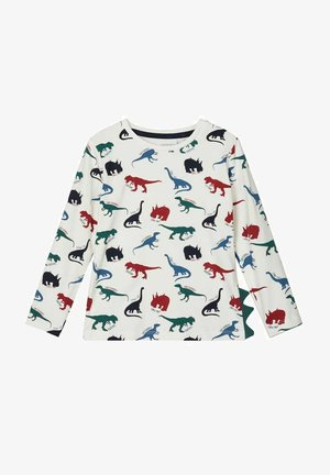 DINOSAURIER - Long sleeved top - snow white