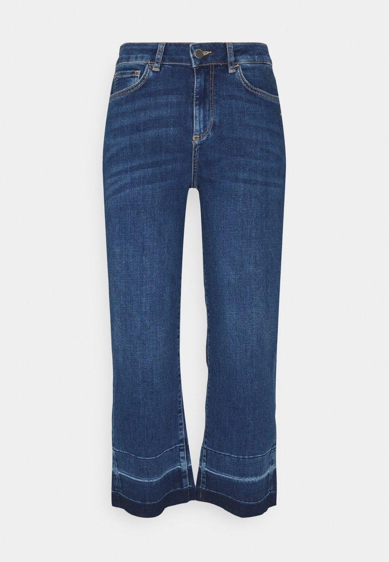 comma casual identity - 7/8 - Bootcut jeans - postconsum