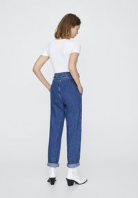 PULL&BEAR - Jeans a sigaretta - blue - 2