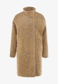 Samsøe Samsøe - HOFF - Classic coat - khaki melange - 4