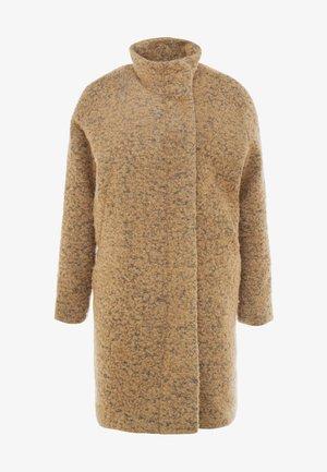HOFF - Classic coat - khaki melange
