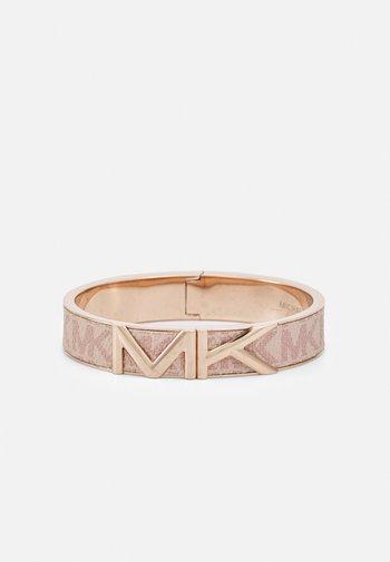 Bracelet - gold-coloured/pink