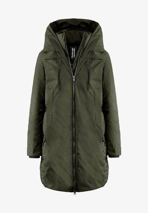 BOMBOOGIE  - Winter coat - dark olive