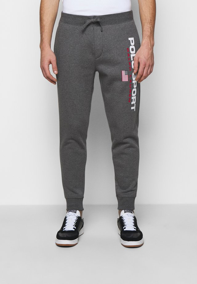 Tracksuit bottoms - fortress grey