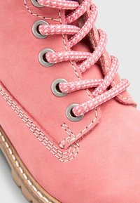 Next - Lace-up ankle boots - pink - 3