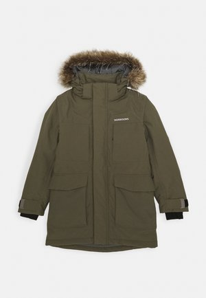 MADI PARKA - Outdoorjas - fog green