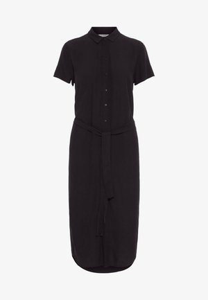 PCCECILIE  - Shirt dress - black