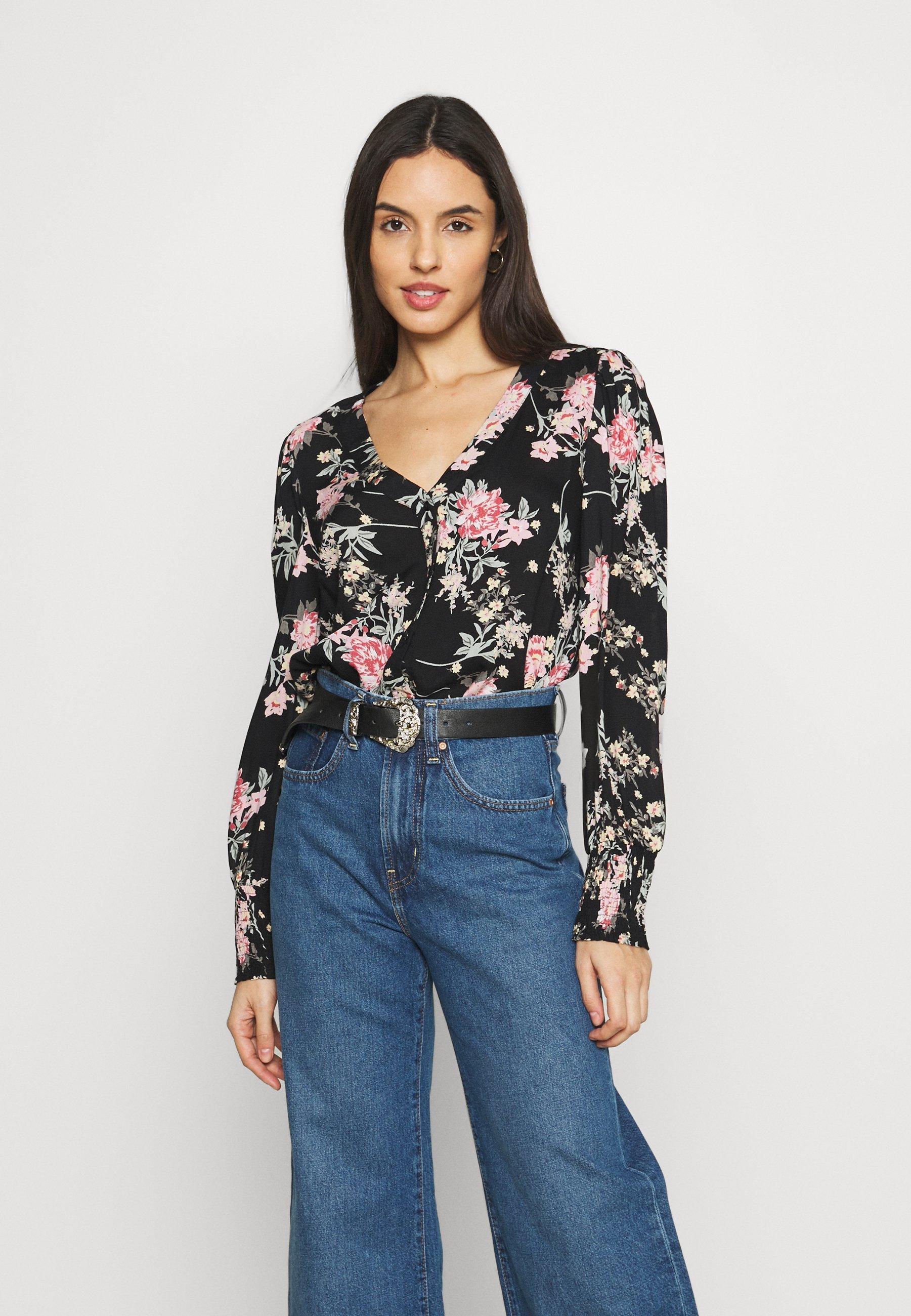 Women PCPAOLA SHIRT - Long sleeved top