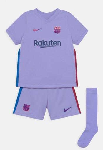 FC BARCELONA SET UNISEX - Club wear - purple pulse
