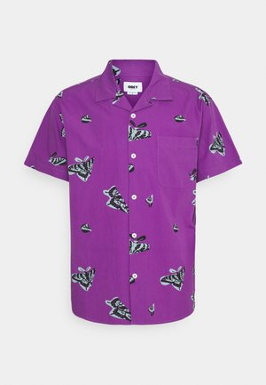 BUTTERFLY - Camicia - purple/multi