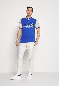 Napapijri - EISHOP - Polo shirt - ultramarine blu - 1