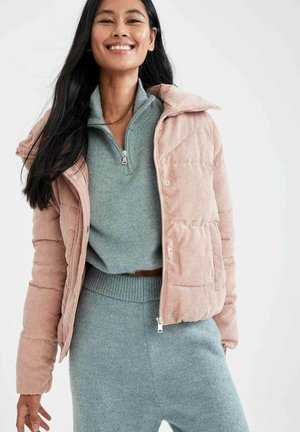 REGULAR FIT - Winter jacket - pink