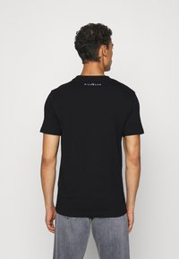 John Richmond - TOLIMA REGULAR - Print T-shirt - black - 2