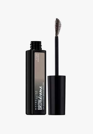 BROW DRAMA AUGENBRAUEN-GEL - Eyebrow gel - medium brown