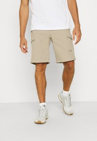 The North Face - EXPLORATION CONVERTIBLE PANT - Pantalones - dune beige - 4