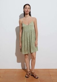 OYSHO - Day dress - light green - 1