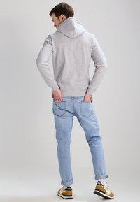 YOURTURN - Zip-up hoodie - light grey melange - 2