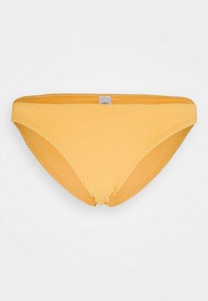 AQUATICA SWIM BOTTOM - Bas de bikini - yellow
