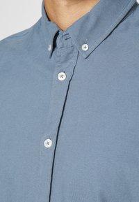 Samsøe Samsøe - LIAM SHIRT - Shirt - blue mirage - 5