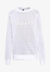 10DAYS - Trui - white - 3
