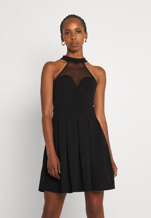 BERNICE SKATER DRESS - Koktejlové šaty/ šaty na párty - black