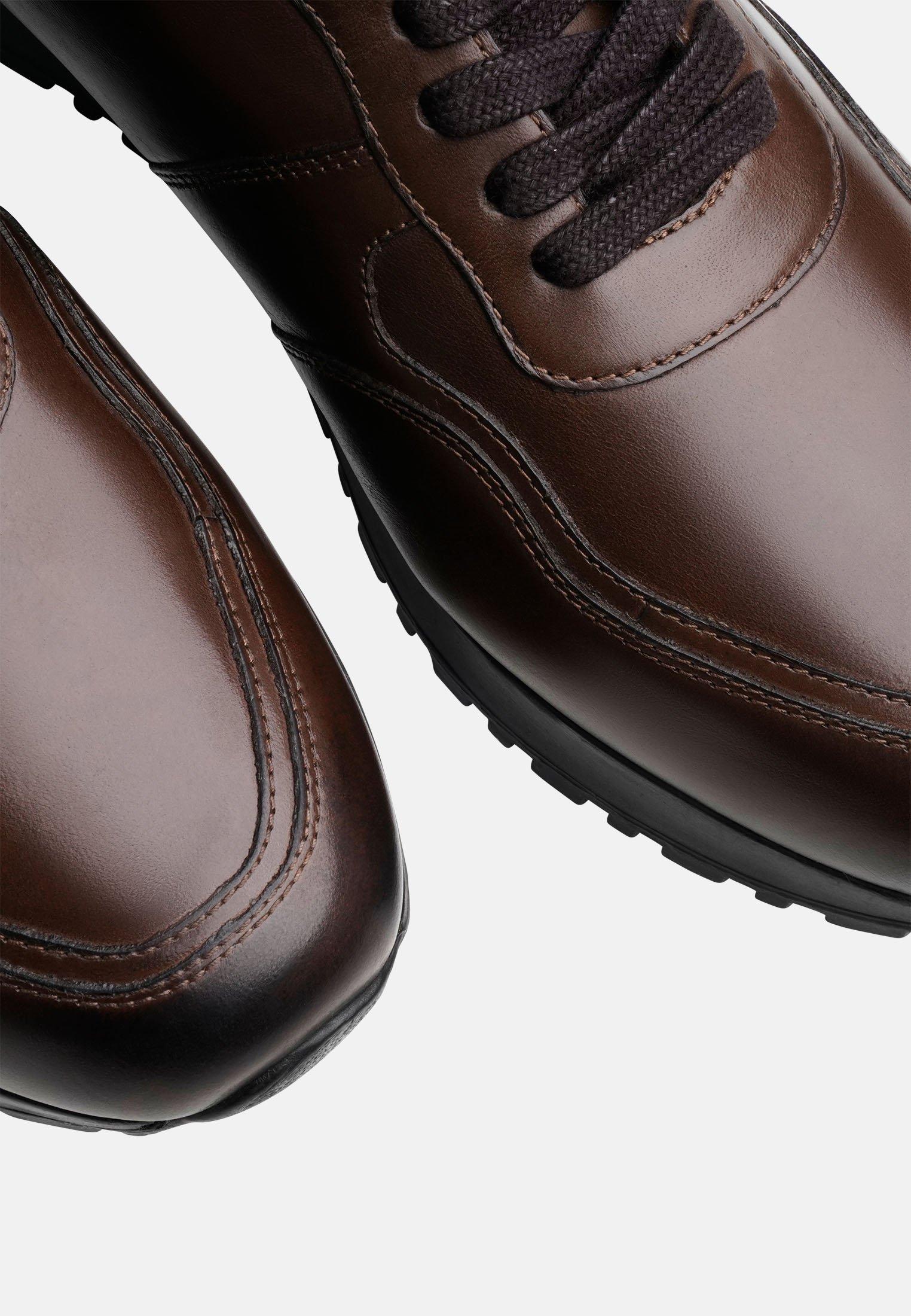 SHOEPASSION NO. 127 MS - Sneaker low - braun/dunkelbraun - Herrenschuhe wntwM