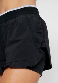 adidas by Stella McCartney - HIGH INTENSITY SPORT CLIMALITE SHORTS - Sports shorts - black - 3