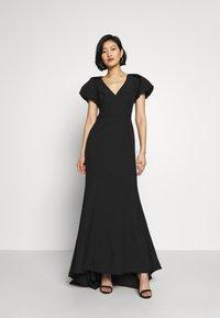 Jarlo - MAPLE TWINSET - Společenské šaty - black - 1